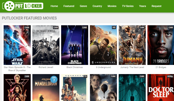 Putlocker HD