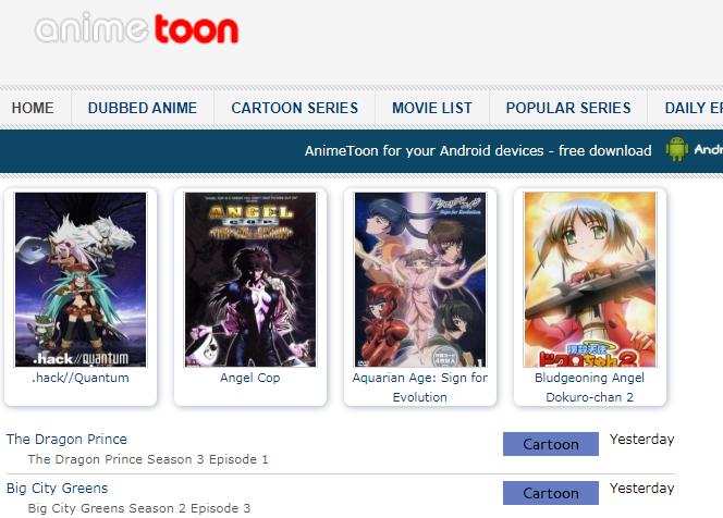 Anime Toon