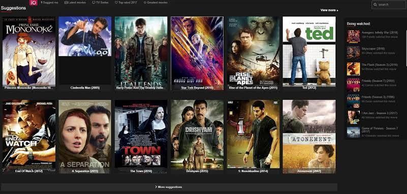 I0 Movies