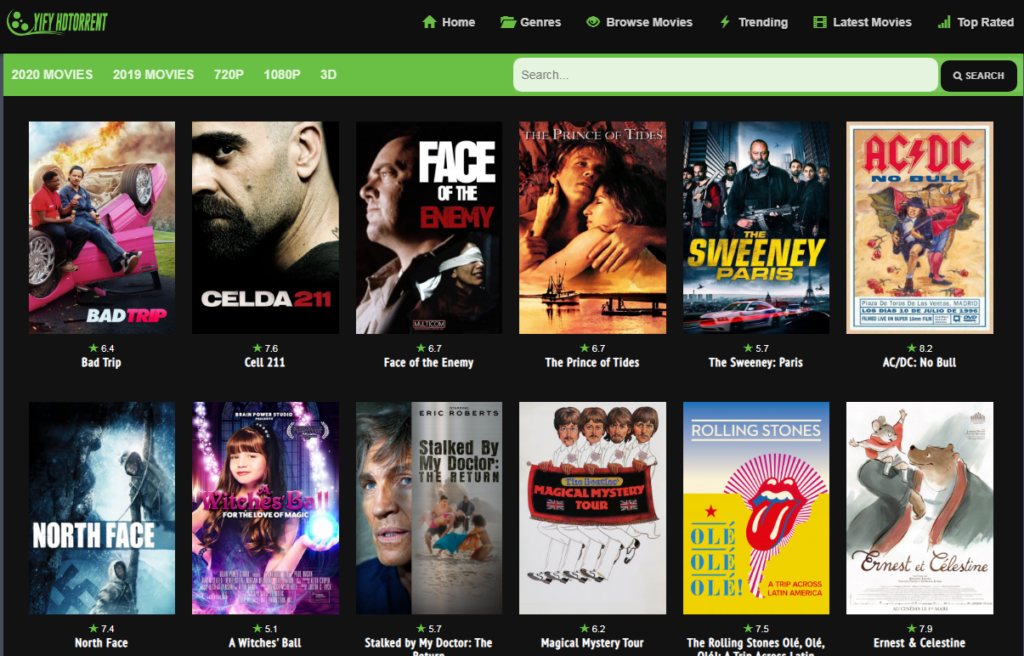 YIFY Torrents